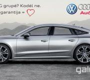 Volkswagen – Audi grupės bei BMW F serijos automobilių CVN parašas nuo šiol paliekamas originalus.
